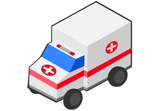Réserver une Ambulance