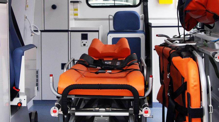 Transport ambulance